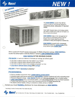 High Sierra Systems Flyer 1998