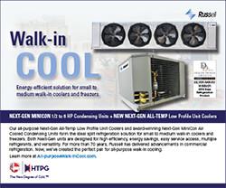 """Walk-In Cool"" Next-Gen MiniCon & Next-Gen All-Temp DDA Award Ad  2018"