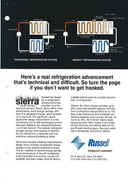 Sierra Systems Buy One Get One 2-page Ad 1995-1