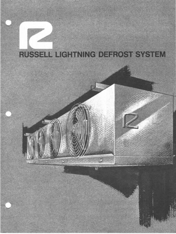 Lightening Defrost System 1975