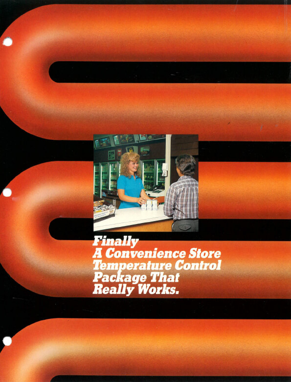Russ All-Pak™Refrigeration, Air Conditioning and Heating System 1984