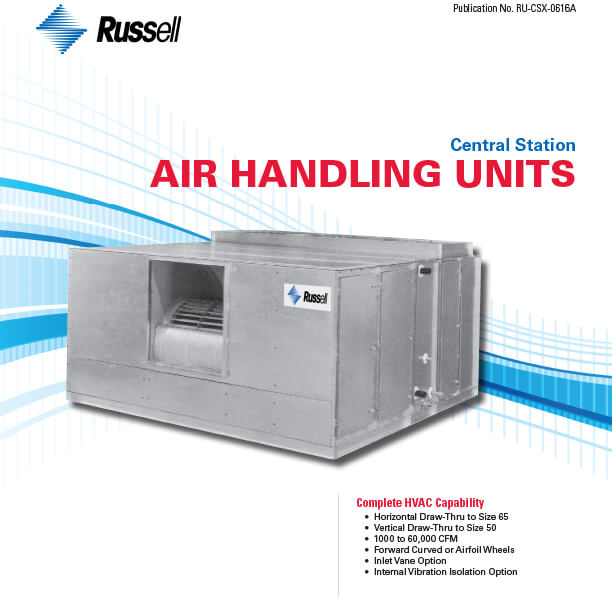 Central Station Air Handlers 2016