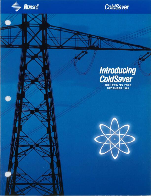 ColdSaver Brochure 1992