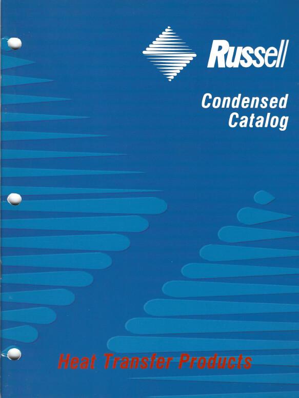 Condensed Catalog 1989