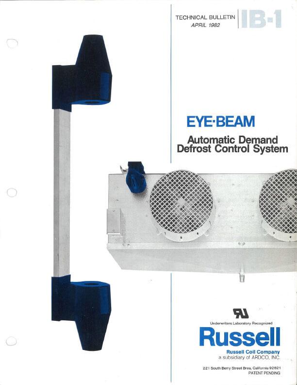 Eye-Beam Tech Bulletin 1982