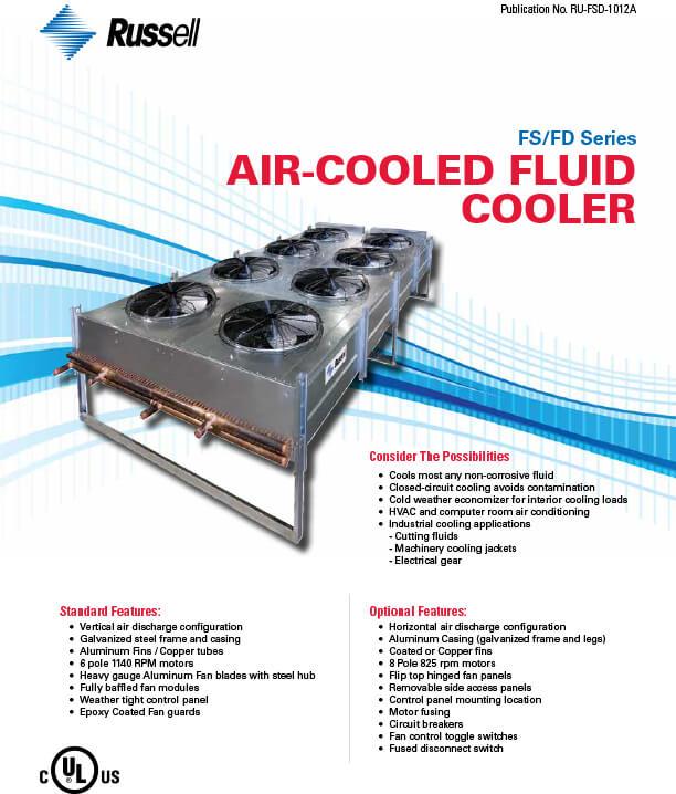 FS/FD Fluid Coolers 2012