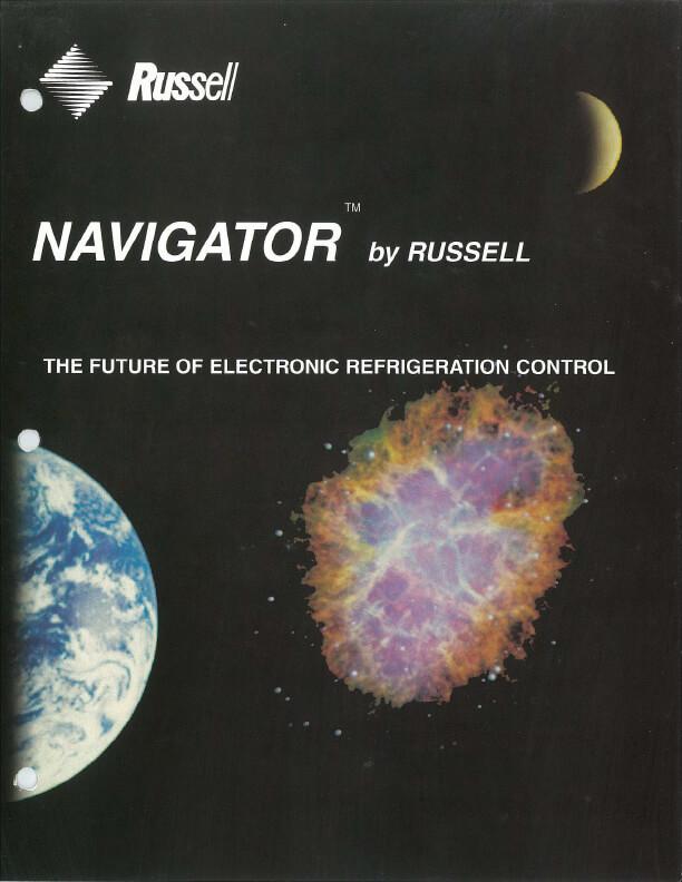 Navigator Refrigeration Control 1999