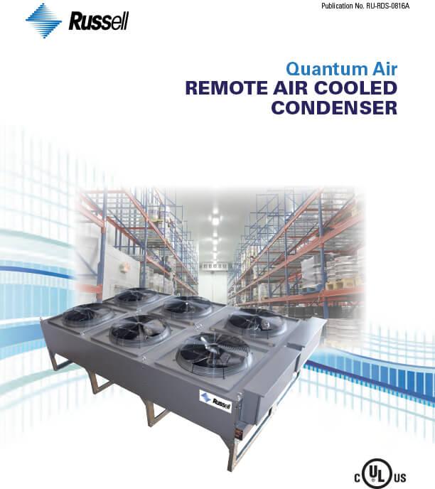 Quantum Air™ Remote Air Cooled Condensesr 2016