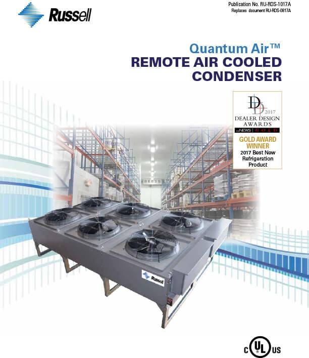 Quantum Air™ Remote Air Cooled Condensers 2017 DDA Award