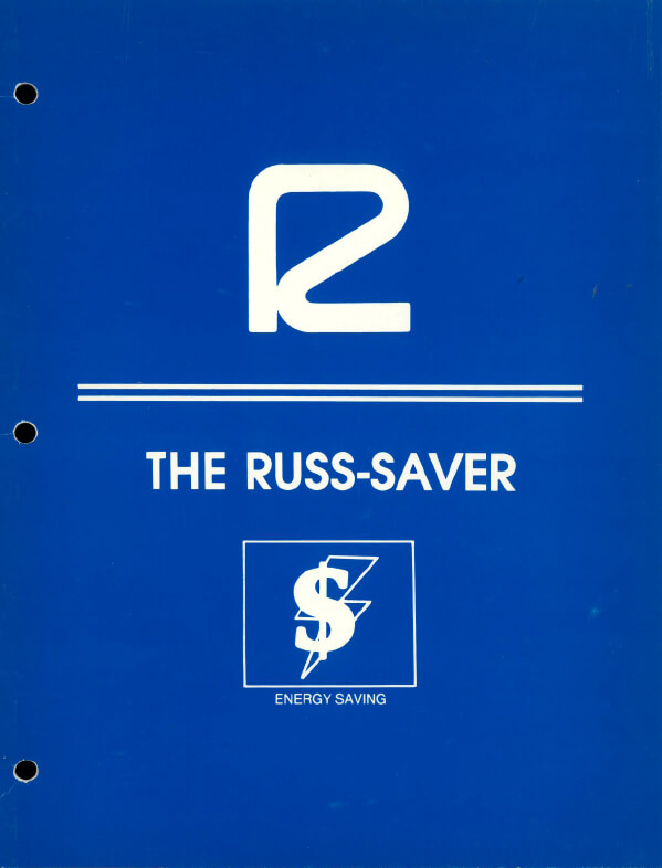Russ-Saver Brochure 1983