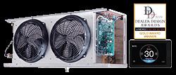 EcoNet Enabled Next Gen All-Temp 2 fan unit open EcoNet Command DDA award